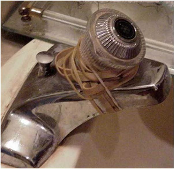 diy plumbing fix