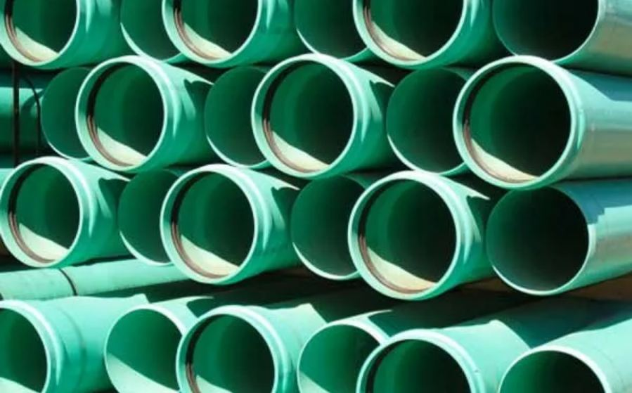 green pipes