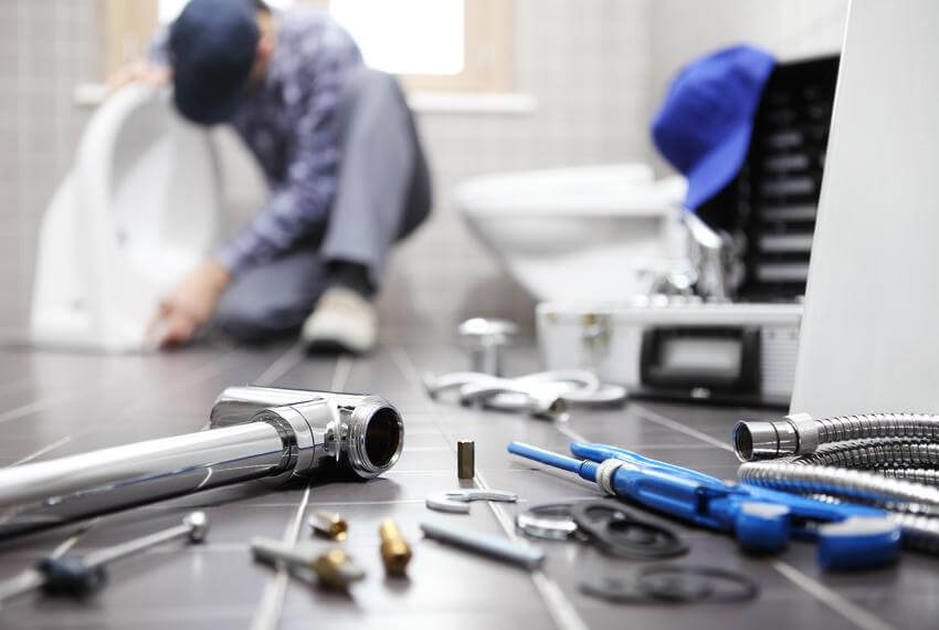 PLUMBING SERVICES IN HUNTERS HILL