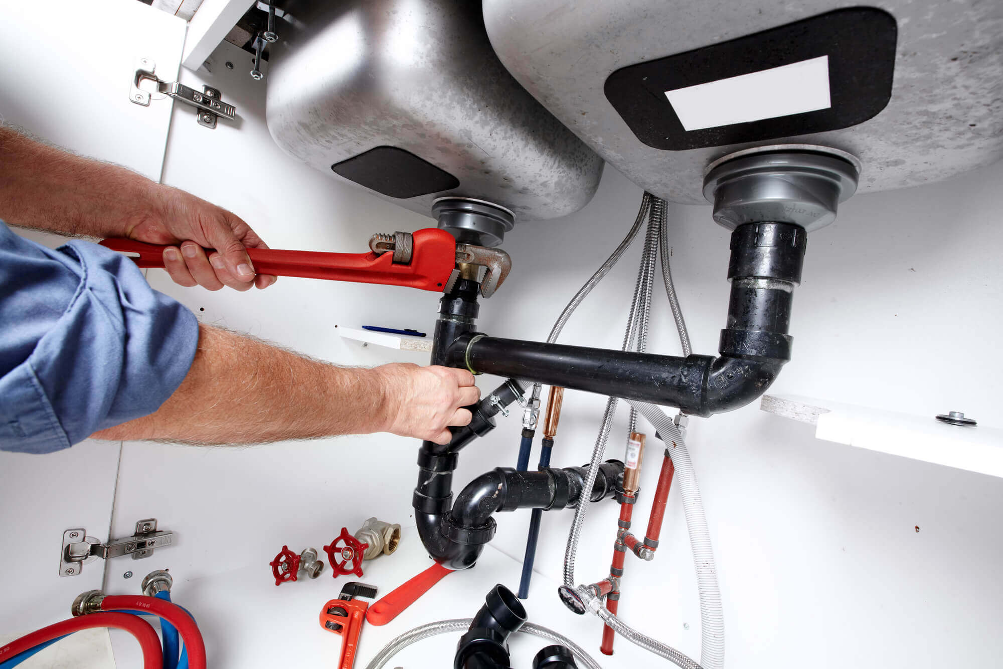 PLUMBING SERVICES IN FORESTVILLE
